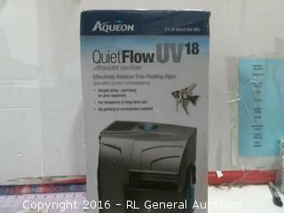 Quiet Flow UV 18