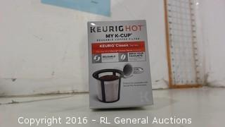 Keurig Hot Filter