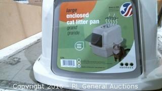 Cat Litter Pan