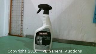 Weiman Stainless Steel