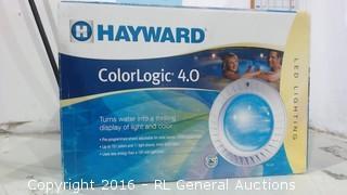 Hayward color Logic