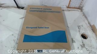 Toilet Seat needs screws