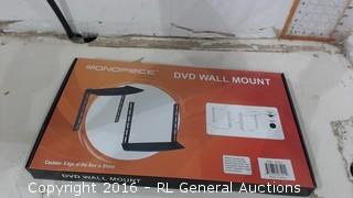 DVD Wall Mount