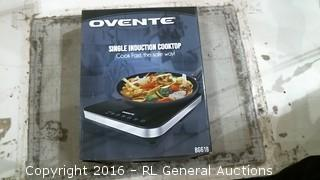 Onente Sindle Induction Cooktop