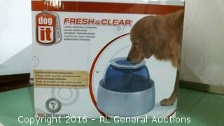 Fresh & Clear for Pets