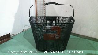 Schwinn Wire Basket