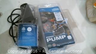 2 Water Pumps