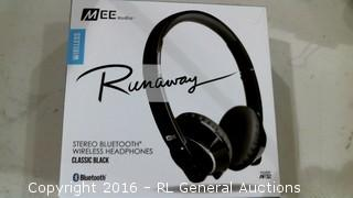 Runaway MEE Bluetooth Wireless On-Ear Headphones