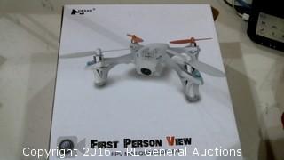 FPV Mini Quadcopter The Hubsan FPV X4