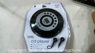 Jenssen CD Player