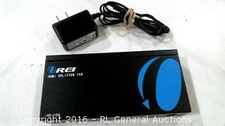 REI HDMI Splitter