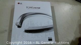 LG Tone Infinim Wireless Headphones