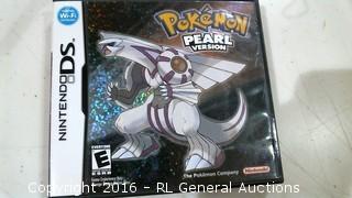 Pokemon Nintendo DS Game
