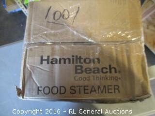Hamilton Beach Food Steamer
