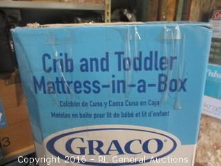Graco Crib to toddler Mattress in a bag