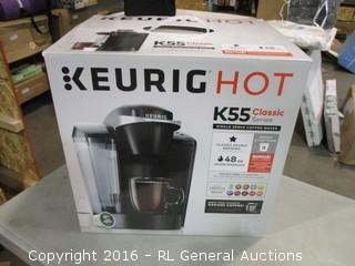 Keurig Hot Classic series
