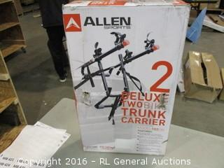Two Bike Trunk carrier