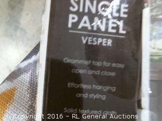Single Panel