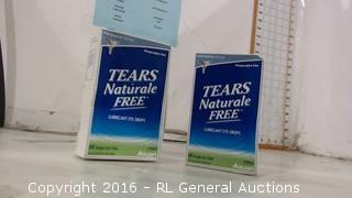 Tears Natural free