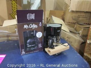 Mr Coffee Maker
