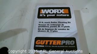 Worx Gutter Pro