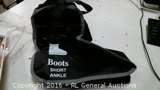 Boots short Ankle