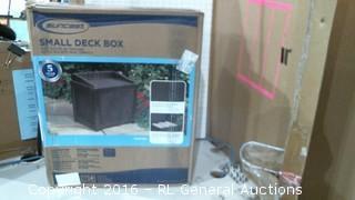 Small deck Box