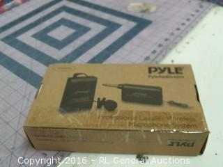 Pyle Wireless Microphone System