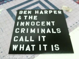 Ben Harper Vinyl