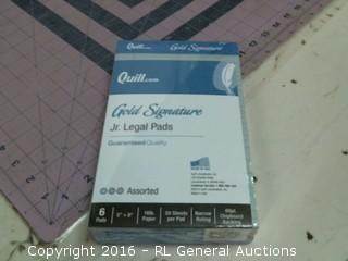 Jr Legal Pads