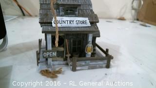 Country Store decor
