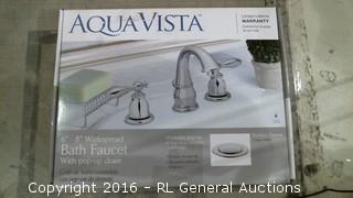 Aqua Vista Bath Faucet