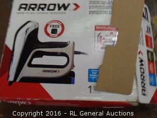 Arrow Electric Staple and Nail Gun