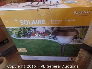 Solar Accent Lighting