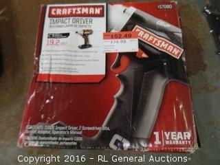 Craftsman Impact Driver