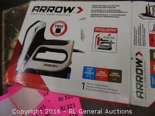 Arrow Staple and nail Gun
