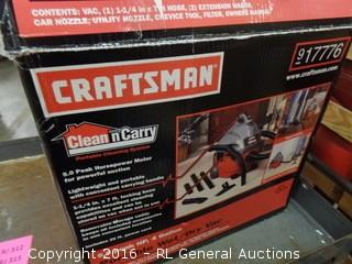 Craftsman  Portable WET/VAC
