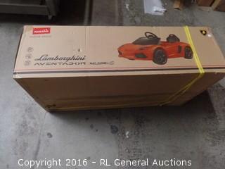 Rastar Lamborghini Aventador