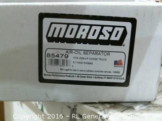 Air-Oil Sperator