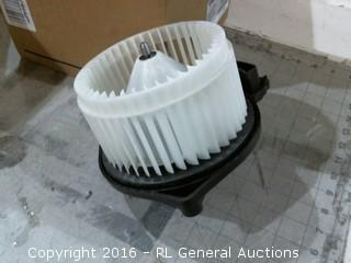 Automotive Blower Assy