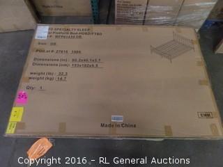 Metal Platform Bed HDBD/FTBD Incomplete Set
