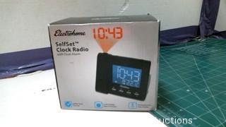 Selfset Clock Radio