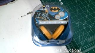 Batman Headphones