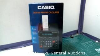 Desktop Printing calculator