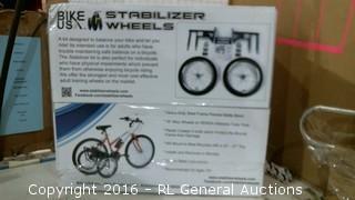Bike US Stabilizer Wheels
