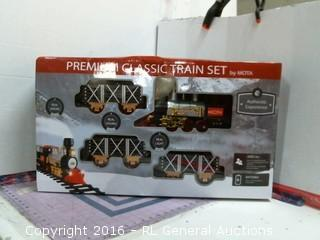 Premium Classic Train set