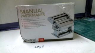 Manual Pasta Maker