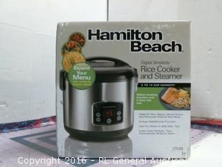 Hamilton Beach Rice Cooker and Steamer