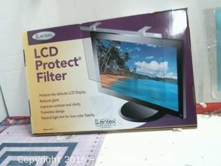 LCD Protect Filter
