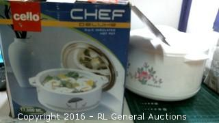 Chef Deluhe Insulated Hot Pot